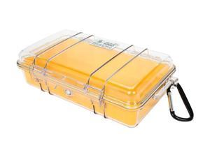 PELICAN 1060-027-100 Yellow Micro Multi Purpose Case