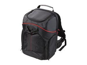 "Rosewill Shine-View RDCB-11001 Black Backpack for DSLR Camera, lens and 15.6"" Notebook"
