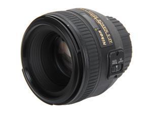 Nikon 2180 AF-S NIKKOR 50mm f/1.4G Lens Black