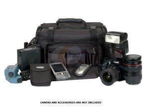 Kiesel TZ500 Professional Style Digital Camera Bag [Black]