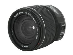 Canon 3560B002 EF-S 15-85mm f/3.5-5.6 IS USM Standard Zoom Lens Black