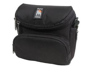 ape case AC240 Black Digital Camera and Small Camcorder Case