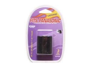 LENMAR DLP006 710mAh 7.2V NoMEM Li-Ion Replacement Battery For Panasonic CGR-S006A