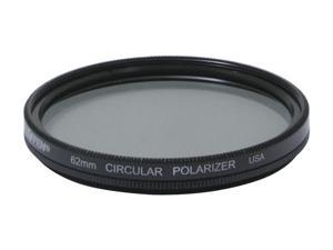 TIFFEN 62CP 62mm Circular Polarizer Filter
