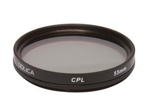 DOLICA CF-C55 55mm Circular Polarizer Filter