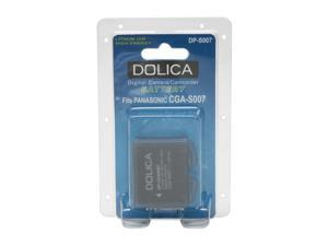 DOLICA DP-S007 Digital Camera Battery Replaces Panasonic CGA-S007