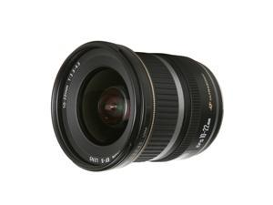 Canon 9518A002 SLR Lenses EF-S 10-22mm f/3.5-4.5 USM Ultra-Wide Zoom Lens Black