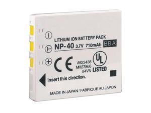 ULTRALAST UL-NP40 Digital Camera Battery