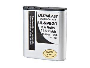 ULTRALAST UL-NPBG1 1150mAh 3.6V Li-Ion Battery