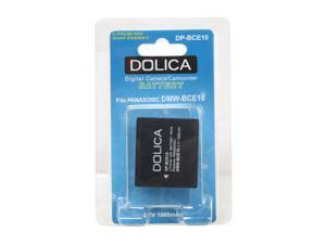 Dolica DP-BCE10 1000 mAh 3.7V Li-Ion Battery