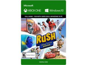 Rush: A Disney Pixar Adventure Xbox One / Windows 10 [Digital Code]