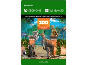 Zoo Tycoon: Ultimate Animal Collection Xbox One / Windows 10 [Digital Code]