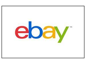 eBay $25 Gift Card (Email Delivery)