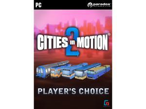 Cities in Motion 2: Players Choice Vehicle Pack (DLC) [Online Game Code]