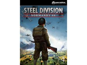 Steel Division: Normandy 44 [Online Game Code]