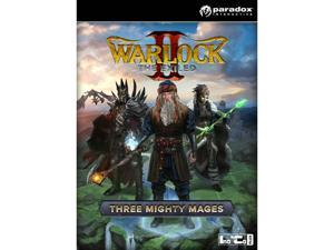 Warlock 2: Three Mighty Mages [Online Game Code]