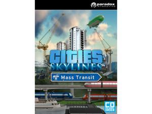Cities: Skylines - Mass Transit [Online Game Code]