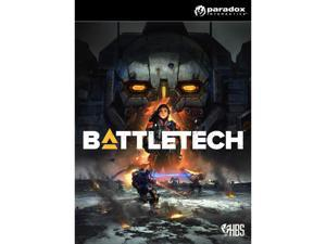 BATTLETECH Standard Edition for PC by Paradox Interactive [Online Game Code]