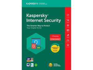 Kaspersky Internet Security 3 Devices 2018 - Download