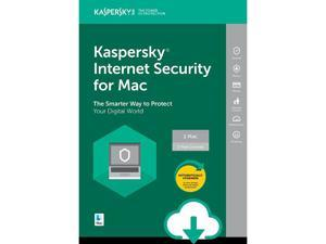 Kaspersky Internet Security for MAC 1 Device 2018 - Download