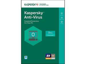 Kaspersky Anti-Virus 3 device