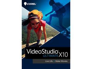 Corel VideoStudio Ultimate X10 - Download