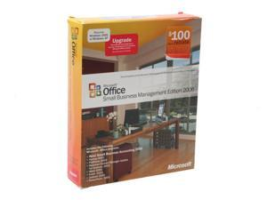 Microsoft Office Small Business Management Edition 2006 Upgrade