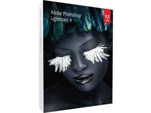 Adobe Photoshop Lightroom 4 for Windows & Mac  - Student & Teacher Edition