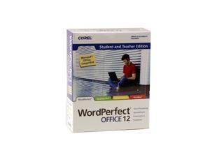 Corel WordPerfect Office 12
