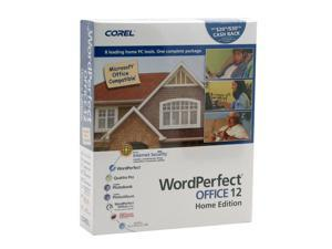 Corel WordPerfect Office 12 Home Edition