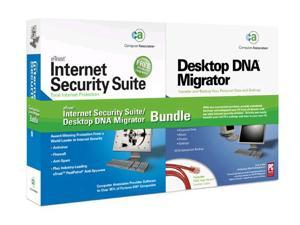 Computer Associates Desktop DNA/Internet Security Suite Bundle