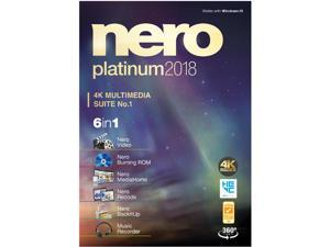 Nero Platinum 2018 - Download