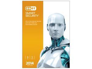 ESET Smart Security 2014 - 3 PCs