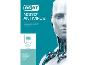 ESET NOD32 Antivirus 2017 - 1 PC