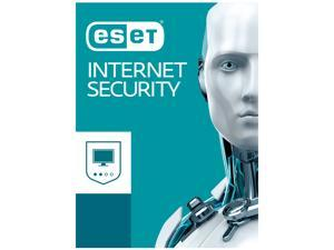 ESET Internet Security 2018 - 3 PCs, 1 Year
