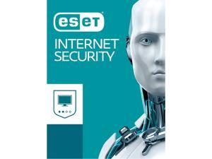 ESET Internet Security 2018, 1 PC 1 Year - Download