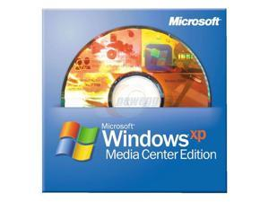 Microsoft Windows XP Media Center 2005 SP2B for System Builders - OEM