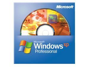 Microsoft Windows XP Professional With SP2B 1 Pack - OEM