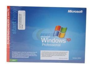 Microsoft Windows XP Professional With SP2B 3 Pack - OEM