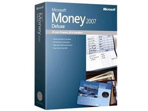 Microsoft Money 2007 Deluxe