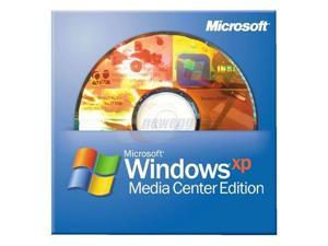 Microsoft Windows XP Media Center Edition 2005 SP2b 3pk - OEM