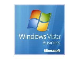 Microsoft Windows Vista 32-Bit Business for System Builders Single Pack DVD - OEM
