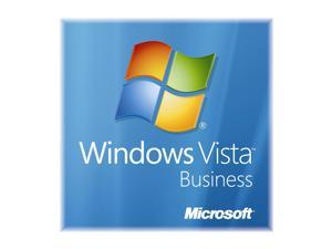Microsoft Windows Vista 64-Bit Business for System Builders Single Pack DVD - OEM
