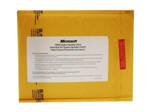 Microsoft Windows XP Professional SP2C 64-bit for System Builders - OEM