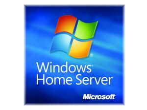 Microsoft Windows Home Server 32 Bit 1 Pack - OEM