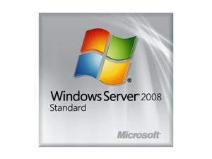 Windows Server Standard 2008 5 User CAL License (no media, License only) - OEM