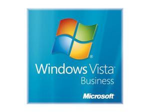 Microsoft Windows Vista Business SP1 32-bit for System Builders DVD - OEM