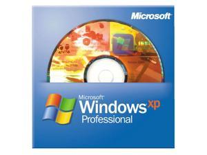 Microsoft Windows XP Professional SP3 w/Multilingual User Interface Pack for System Builders - OEM
