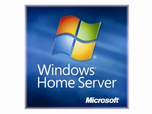 Microsoft Windows Home Server 32 Bit 1 Pack (Power pack 1) - OEM