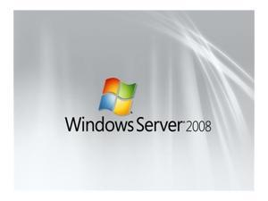 Windows Server 2008 License - 20 CAL (no media, license only)